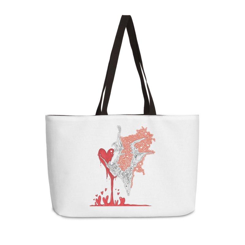 Lovesick Accessories Weekender Bag Bag by Democratee