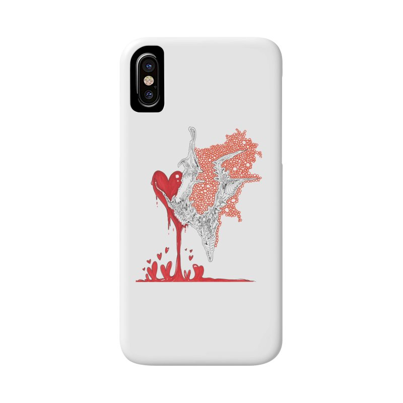 Lovesick Accessories Phone Case by Democratee