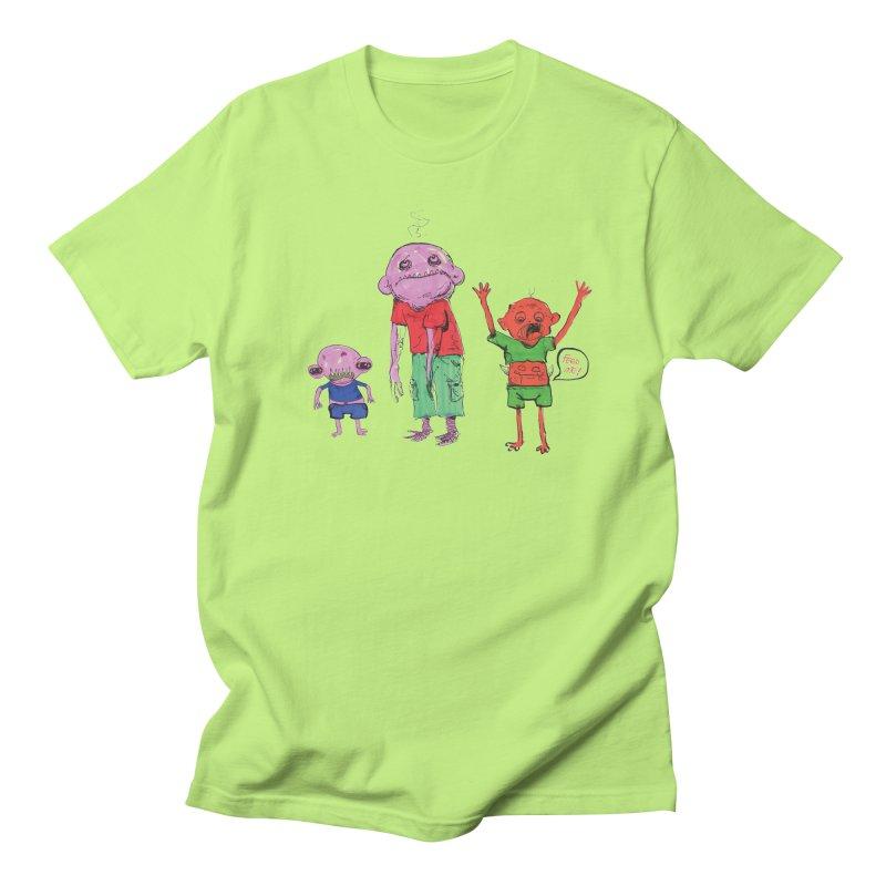 Team Always Hangry Men's Regular T-Shirt by Democratee
