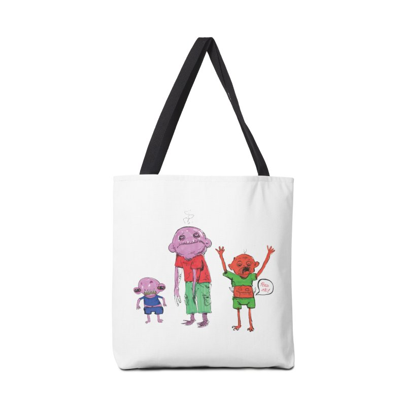 Team Always Hangry Accessories Tote Bag Bag by Democratee