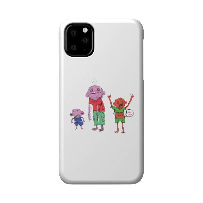 Team Always Hangry Accessories Phone Case by Democratee