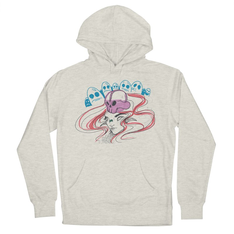 If Looks Could Kill Women's French Terry Pullover Hoody by Democratee