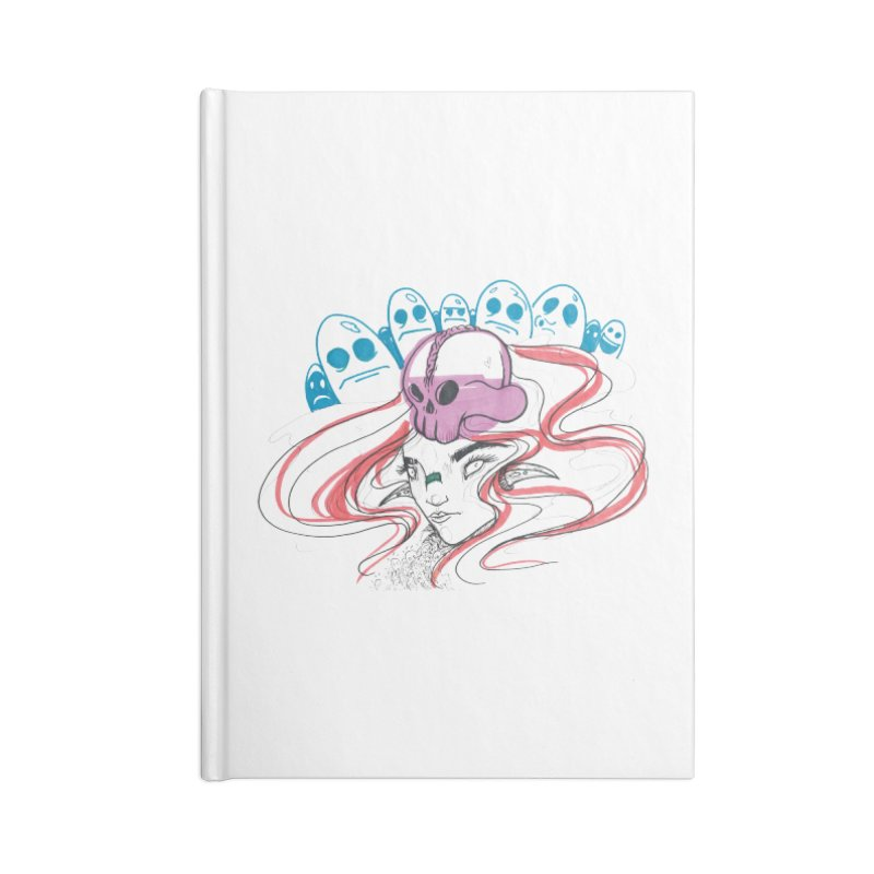 If Looks Could Kill Accessories Blank Journal Notebook by Democratee