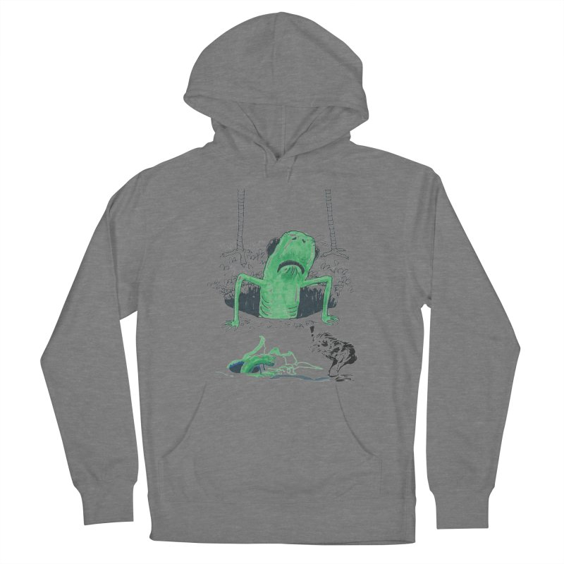 The Early Bird Gets the Worm Women's Pullover Hoody by Democratee