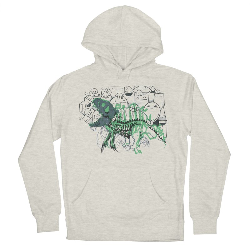 The Beast of Shapesville Women's Pullover Hoody by Democratee