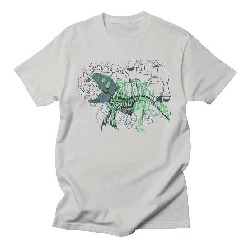 The Beast of Shapesville Men's Regular T-Shirt by Democratee