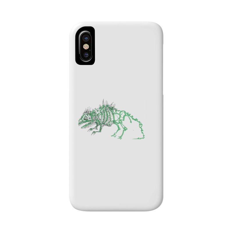Chimera Chameleon Accessories Phone Case by Democratee