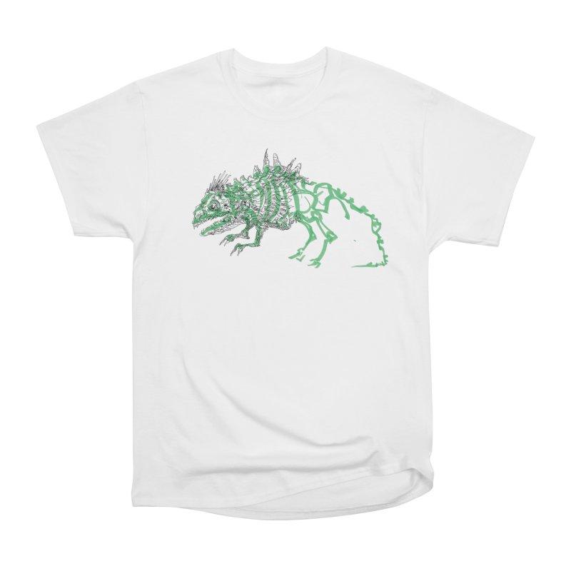 Chimera Chameleon Men's Heavyweight T-Shirt by Democratee