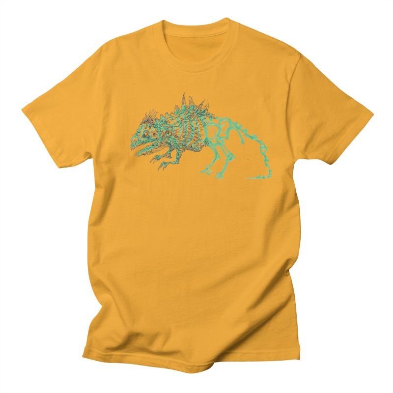 Chimera Chameleon Men's Regular T-Shirt by Democratee