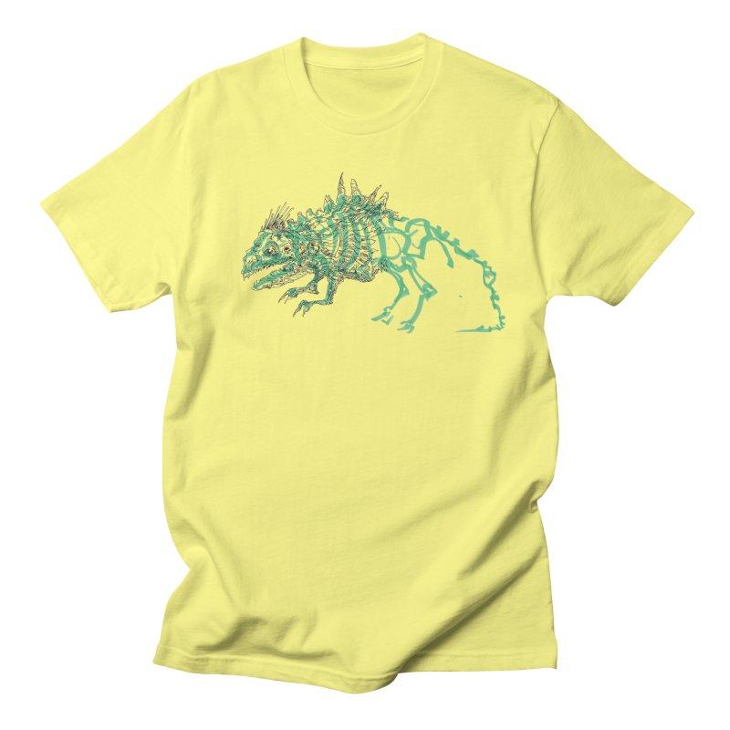 Chimera Chameleon Men's T-Shirt by Democratee
