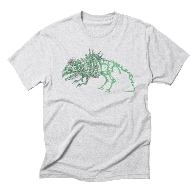 Chimera Chameleon Men's Triblend T-Shirt by Democratee