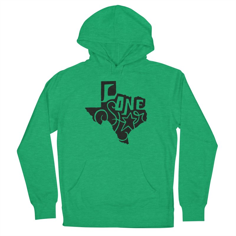 For the Love of Texas Women's Pullover Hoody by DenDraws's Shop