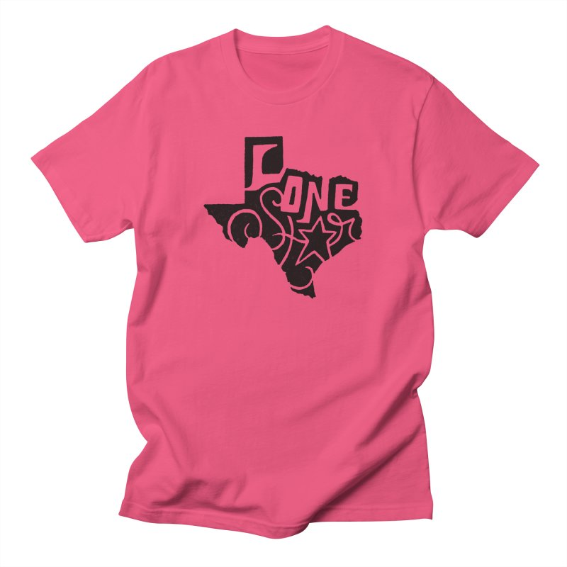 For the Love of Texas Men's T-shirt by DenDraws's Shop