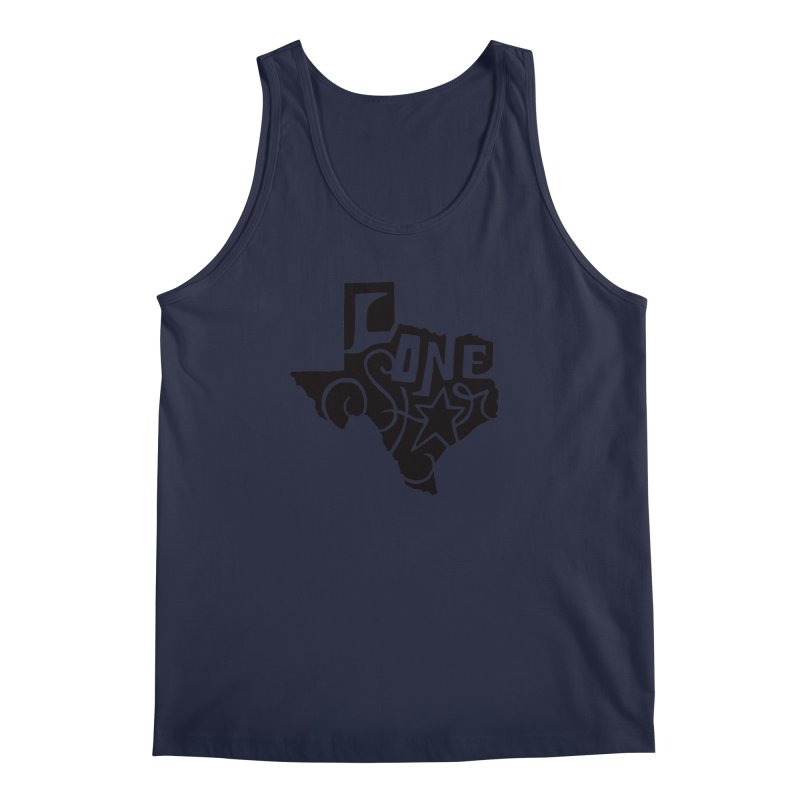 For the Love of Texas Men's Tank by DenDraws's Shop