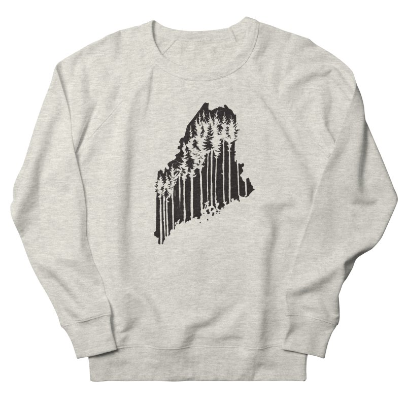 For the Love of Maine Women's Sweatshirt by DenDraws's Shop
