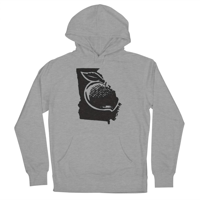 For the Love of Georgia Men's Pullover Hoody by DenDraws's Shop