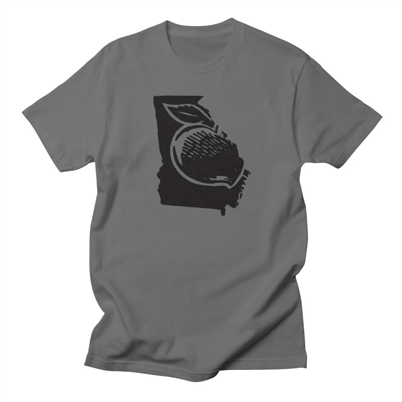 For the Love of Georgia Men's T-Shirt by DenDraws's Shop