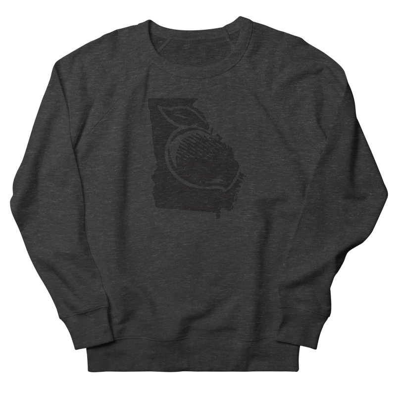 For the Love of Georgia Men's Sweatshirt by DenDraws's Shop