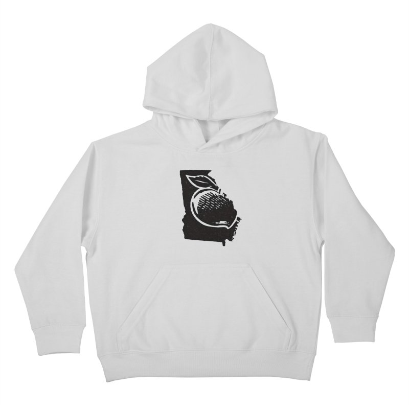 For the Love of Georgia Kids Pullover Hoody by DenDraws's Shop