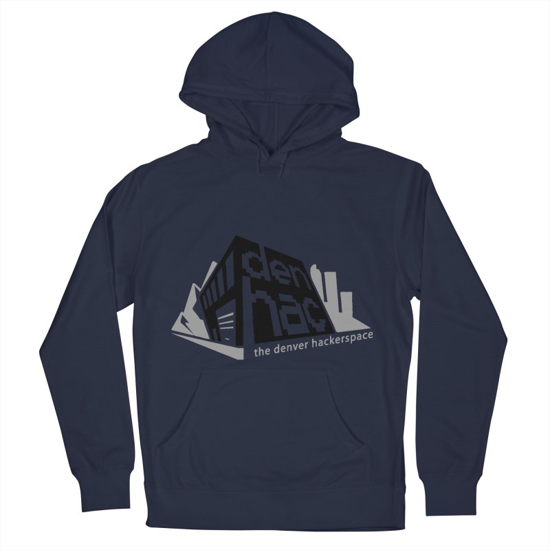Old School Logo Women's Pullover Hoody by denhac swag