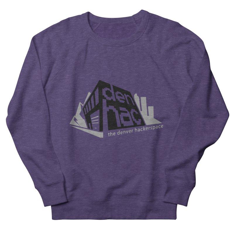 Old School Logo Men's Sweatshirt by denhac swag