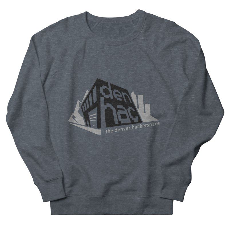 Old School Logo Men's Sweatshirt by denhac swag