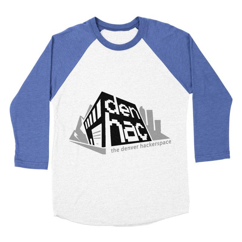 Old School Logo Women's Baseball Triblend T-Shirt by denhac swag