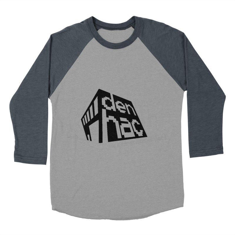 Old School Logo Men's Baseball Triblend T-Shirt by denhac swag