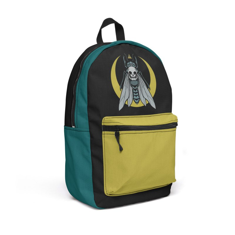 Dark Fly Accessories Backpack Bag by Deniart's Artist Shop