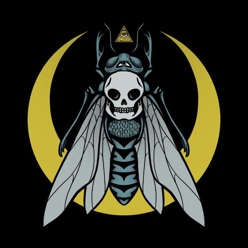 Dark Fly Women's Sweatshirt by Deniart's Artist Shop