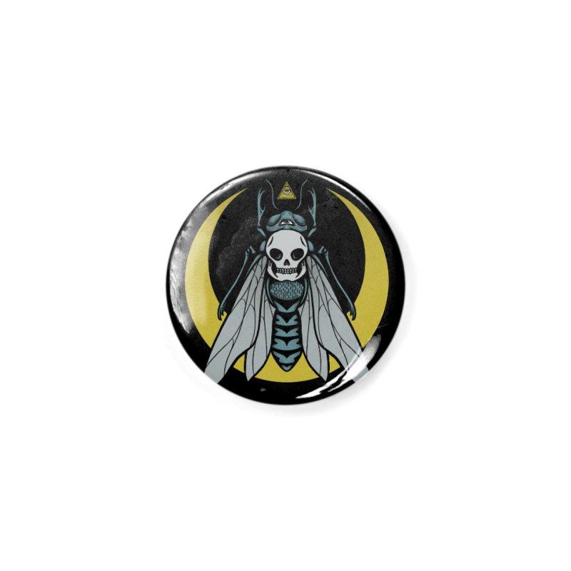 Dark Fly Accessories Button by Deniart's Artist Shop