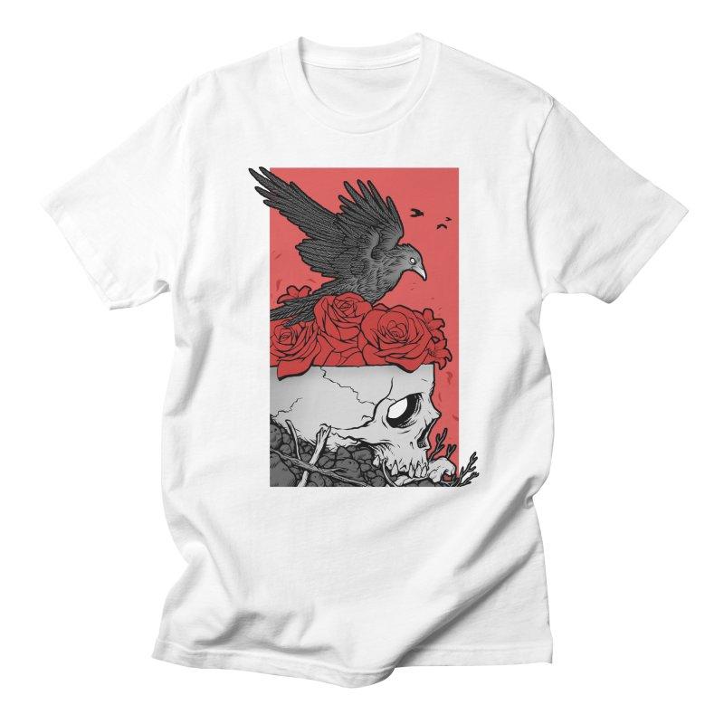 Memento Mori Women's Regular Unisex T-Shirt by Deniart's Artist Shop