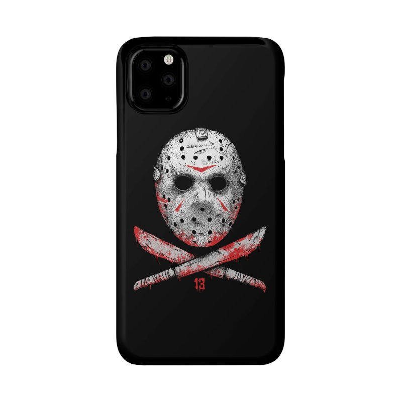 Friday 13 Accessories Phone Case by Deniart's Artist Shop