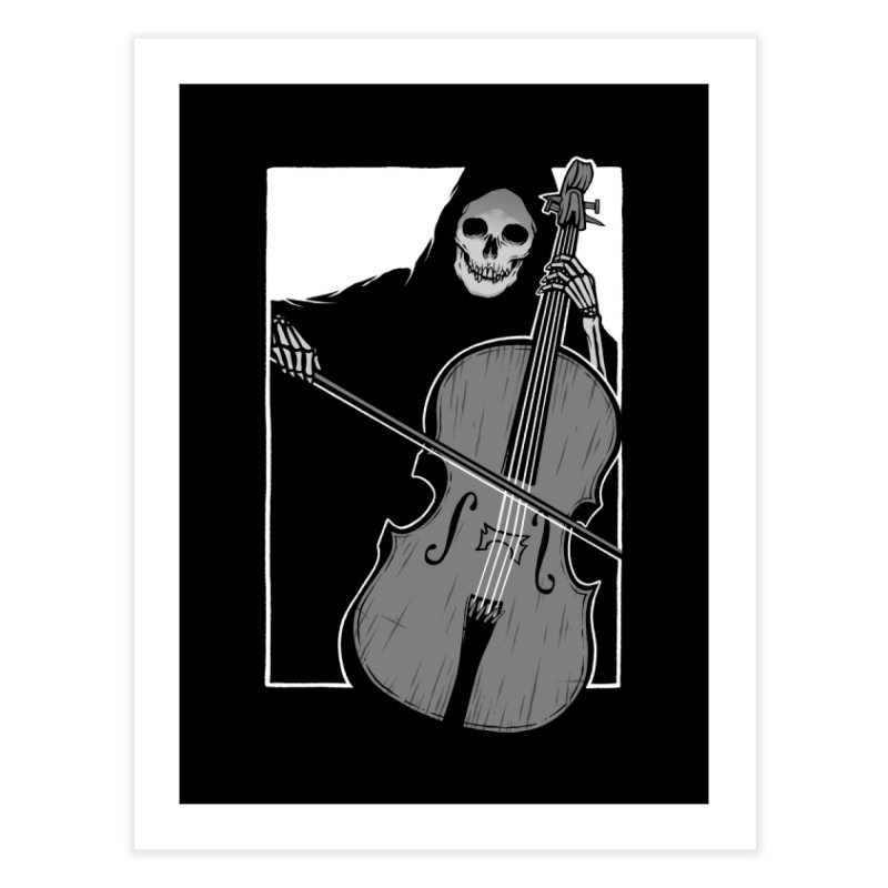 Symphony of Death Home Fine Art Print by Deniart's Artist Shop