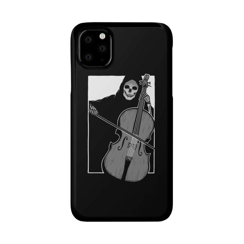 Symphony of Death Accessories Phone Case by Deniart's Artist Shop