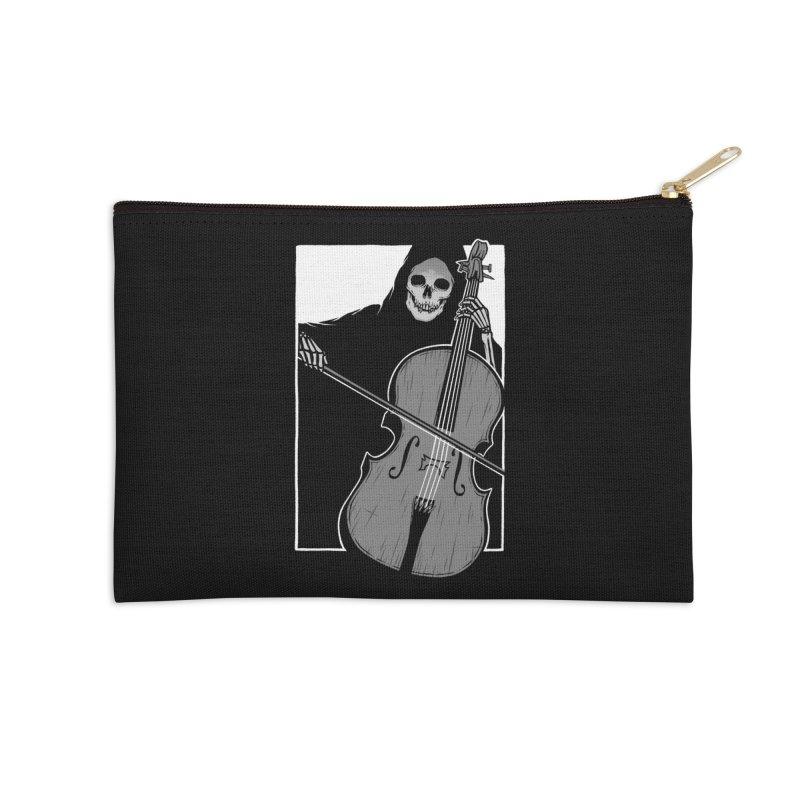 Symphony of Death Accessories Zip Pouch by Deniart's Artist Shop