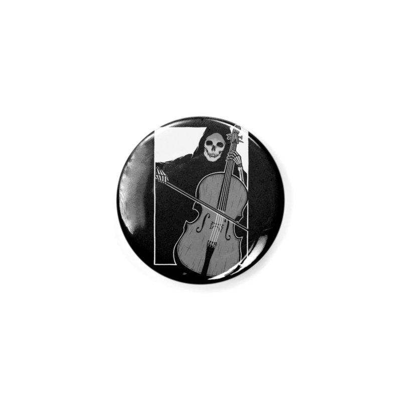 Symphony of Death Accessories Button by Deniart's Artist Shop