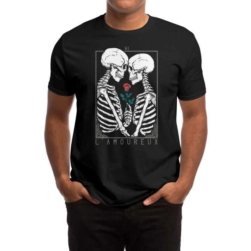 VI The Lovers Men's T-Shirt by Deniart's Artist Shop