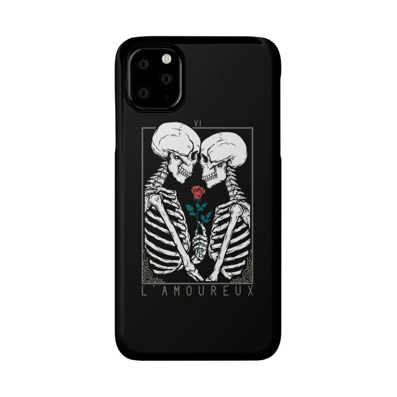 VI The Lovers Accessories Phone Case by Deniart's Artist Shop