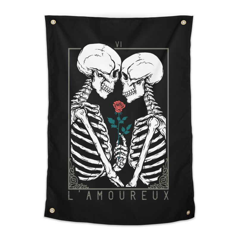 VI The Lovers Home Tapestry by Deniart's Artist Shop