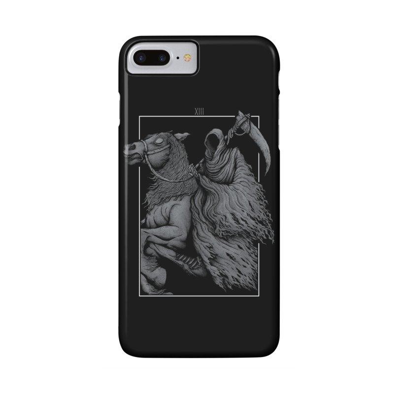 Death Accessories Phone Case by Deniart's Artist Shop