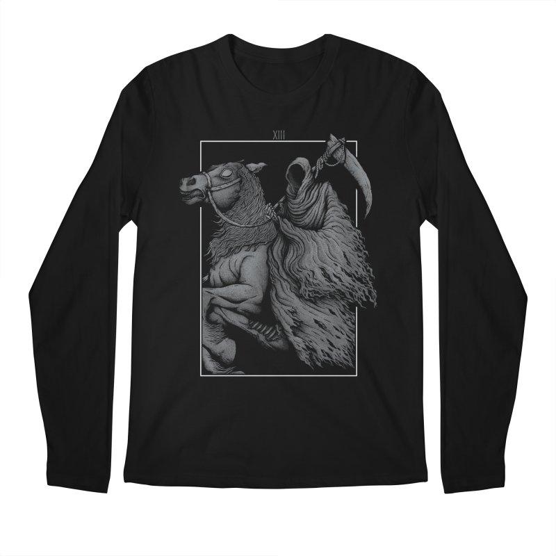 Death Men's Longsleeve T-Shirt by Deniart's Artist Shop
