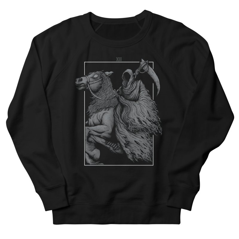 Death Men's Sweatshirt by Deniart's Artist Shop