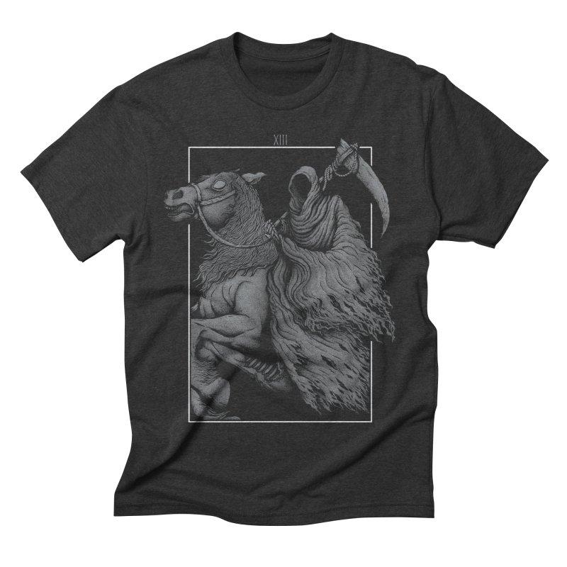 Death Men's Triblend T-shirt by Deniart's Artist Shop