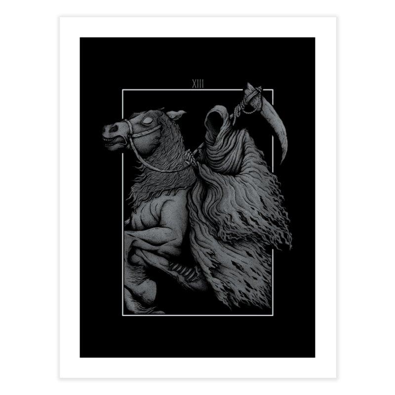 Death Home Fine Art Print by Deniart's Artist Shop