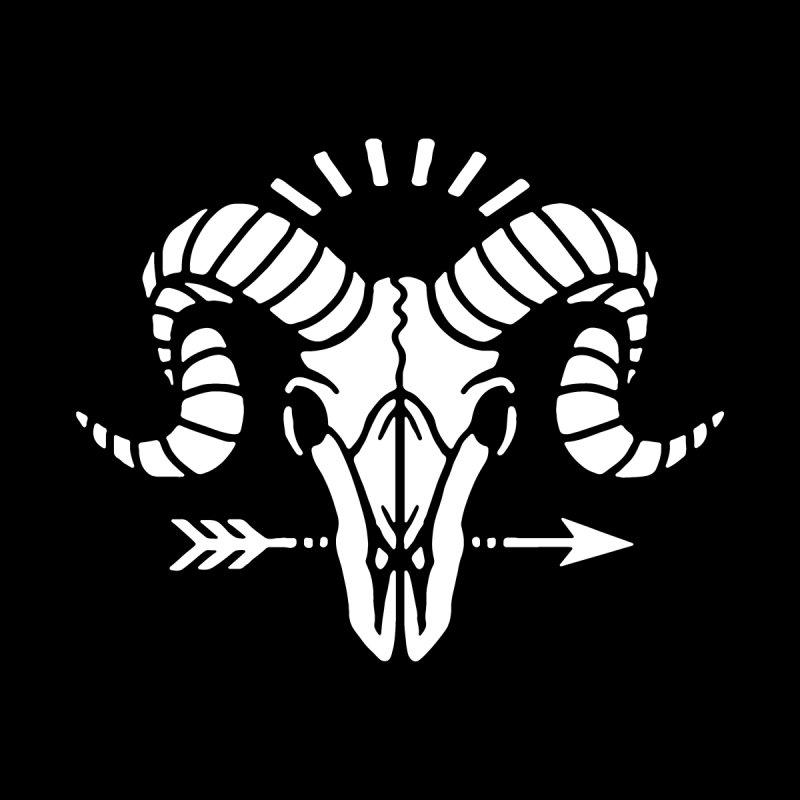 Deniart's Goat Skull Men's Tank by Deniart's Artist Shop