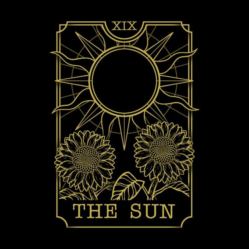 The Sun Home Mounted Aluminum Print by Deniart's Artist Shop