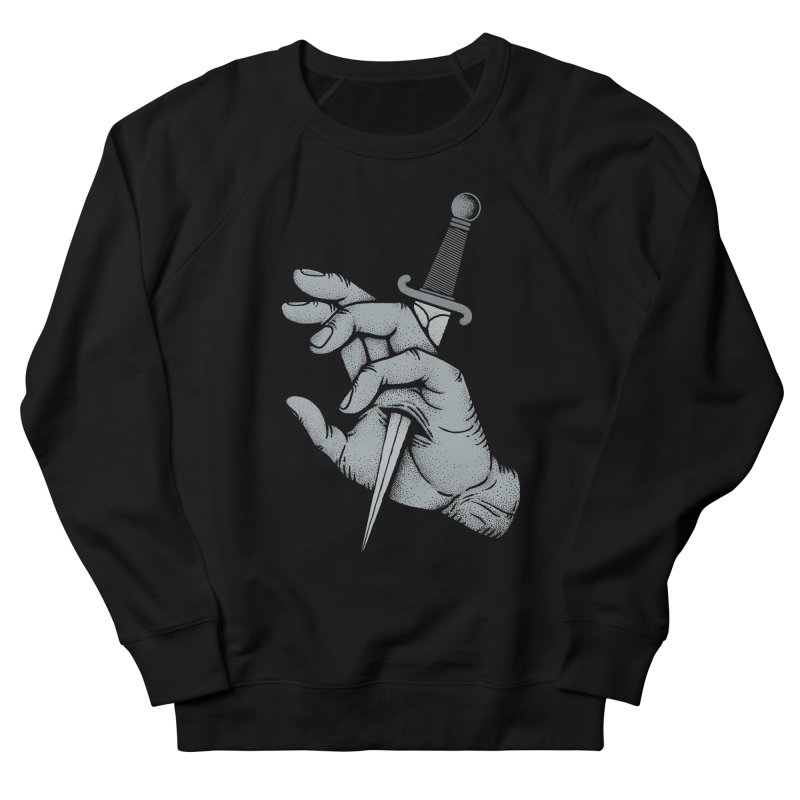 Hands Remember Men's Sweatshirt by Deniart's Artist Shop