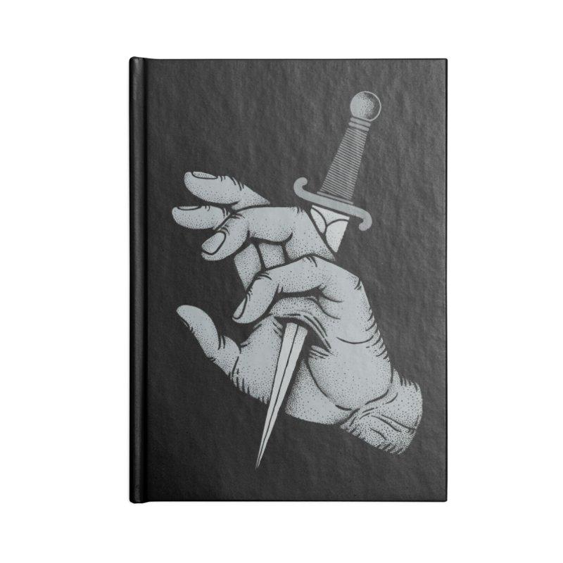Hands Remember Accessories Notebook by Deniart's Artist Shop