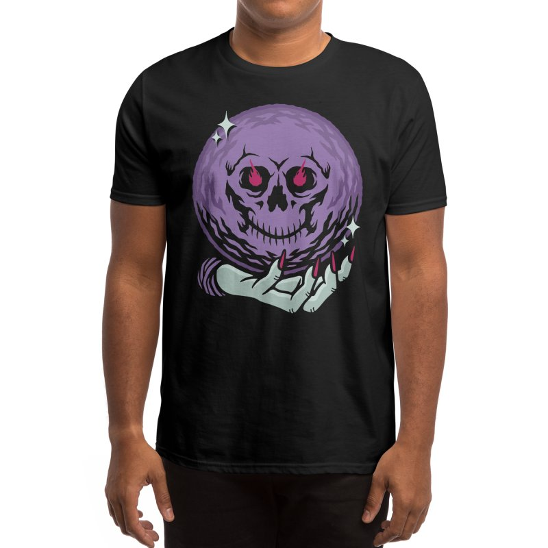 Death Sight Men's T-Shirt by Deniart's Artist Shop